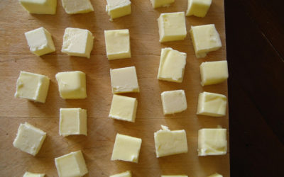 butter consumption and heart disease