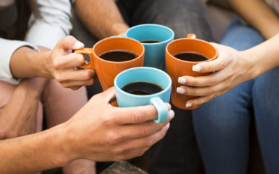 Drinking coffee could lead to a longer life