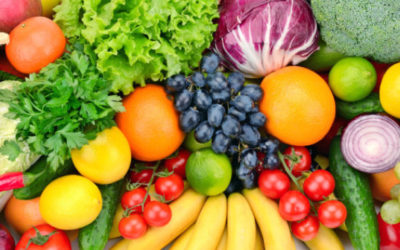 Fruits and vegetables' latest superpower? Lowering blood pressure