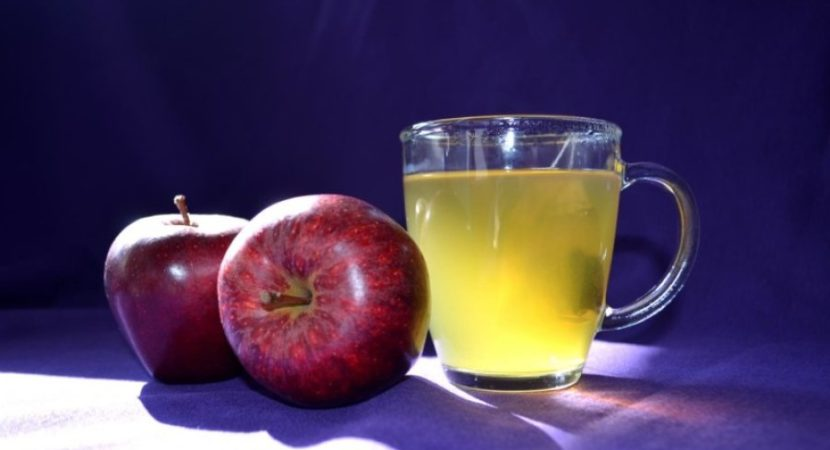 New evidence for how green tea apples could protect health