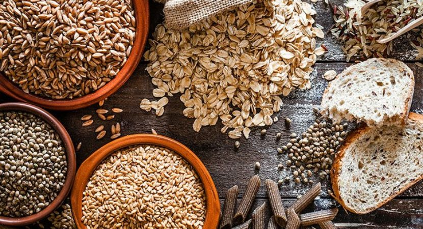 High intake of dietary fiber and whole grains associated with reduced risk of non communicable diseases