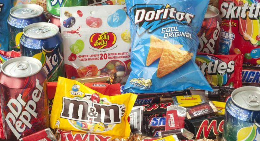Junk food is linked to both moderate and severe psychological distress