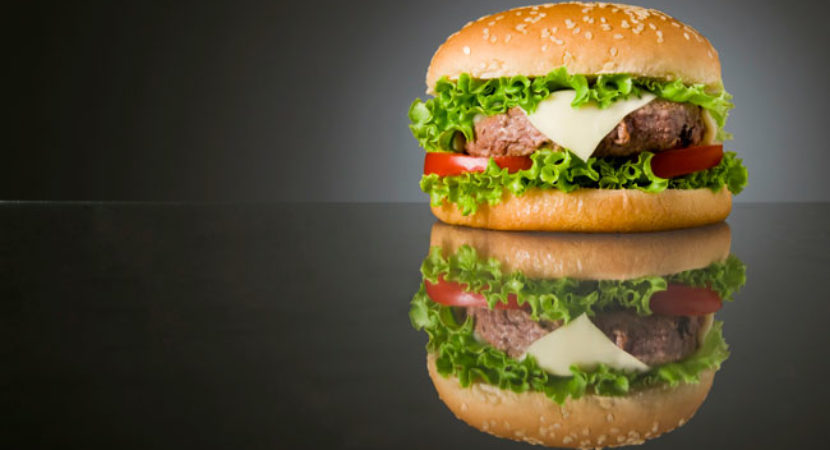 Oversized meals have been shown to be a factor in obesity