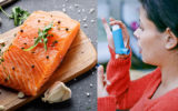 Eating fish may help prevent asthma