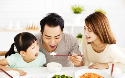 Training parents is key to helping children eat a variety of foods