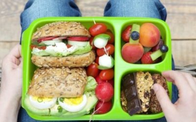 Childrens packed lunches lack nutritional quality