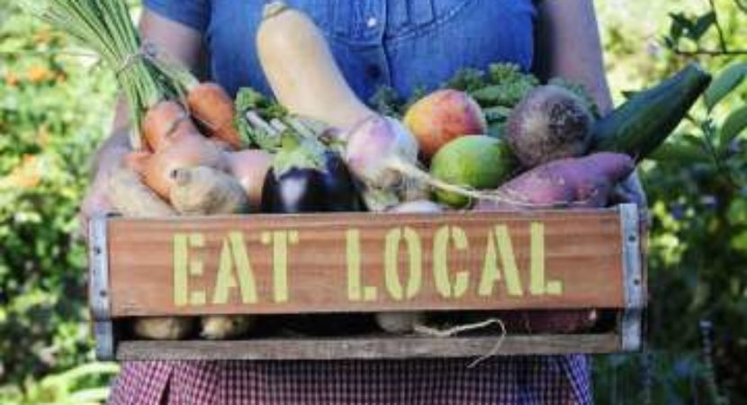 Climate friendly food choices protect the planet promote health reduce health costs