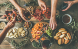 Direct touch of food makes eating experience more enjoyable
