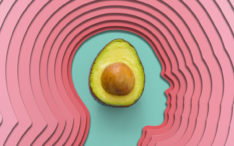 Daily avocado consumption improves attention in persons with overweight obesity