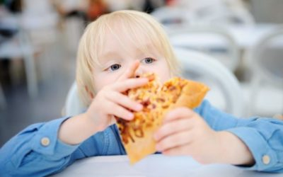 Fast food intake leads to weight gain in preschoolers