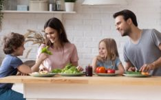 Getting children to eat their greens Both parents need to
