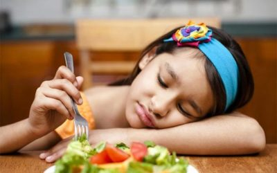 Children may not always grow out of being picky eaters