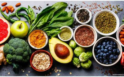 Higher fruit vegetable and whole grain intake linked to lower risk of diabetes