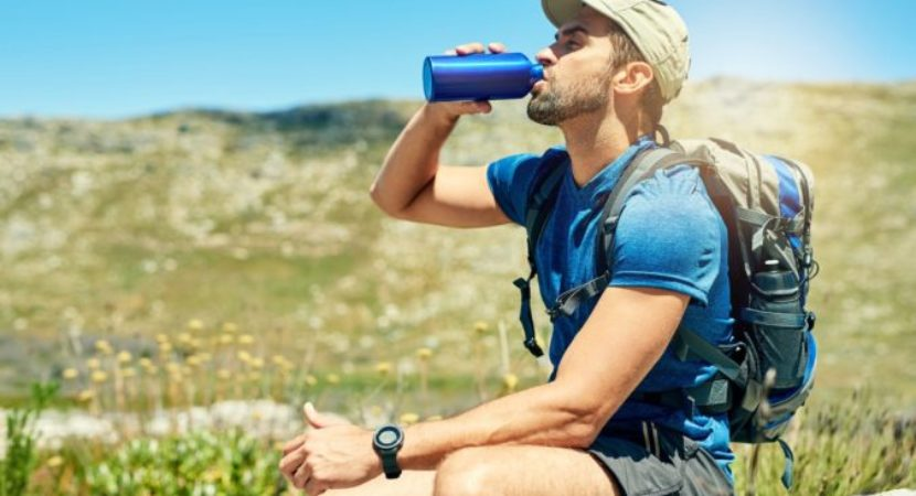 Why hydration is so important when hiking in the heat of summer