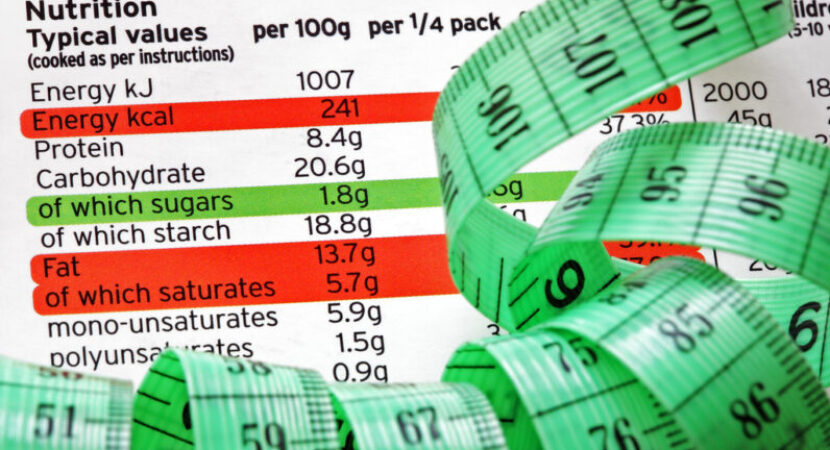 Nutrition labelling is improving nations diet