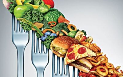 Does a healthy diet counter the ill effects of obesity