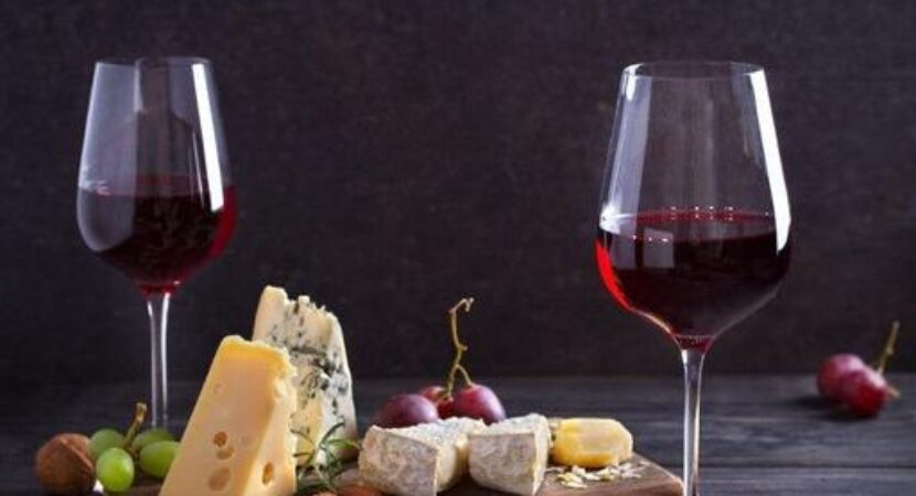 Diet modifications including more wine and cheese may help reduce cognitive decline study suggests